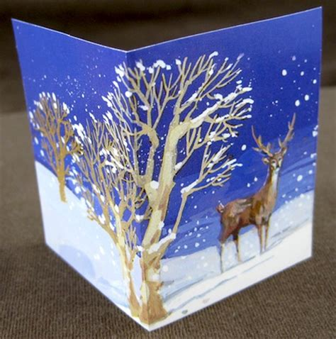 how to make cut out cards make small folded jewelry gift tags from cards