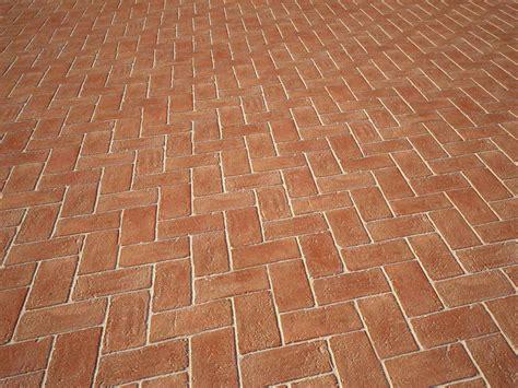 piastrelle in cotto per esterni simo 3d texture seamless di pavimento in