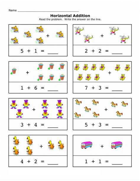 Picture Addition Worksheets by Picture Math Worksheets To Print Activity Shelter