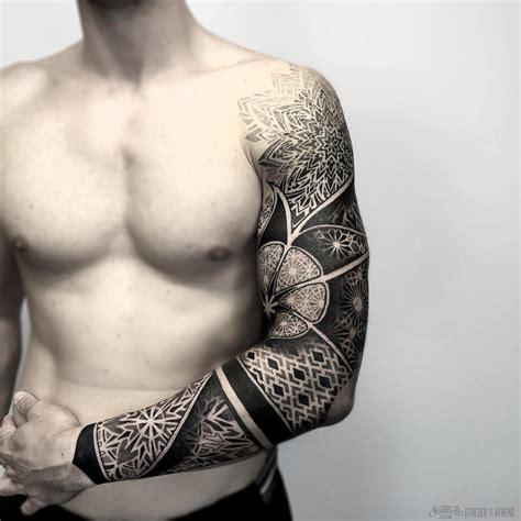 full effect tattoo 69 spectacular mandala sleeve tattoos tattoomagz