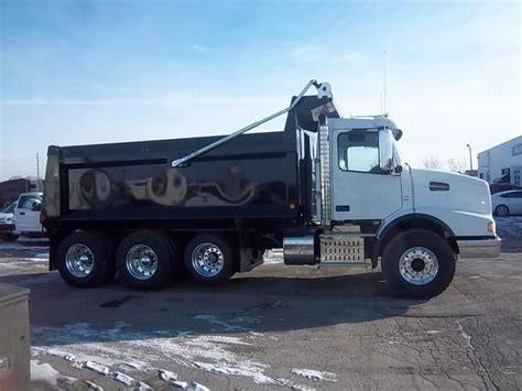 volvo dump truck volvo vhd84b200 dump trucks for sale used trucks on