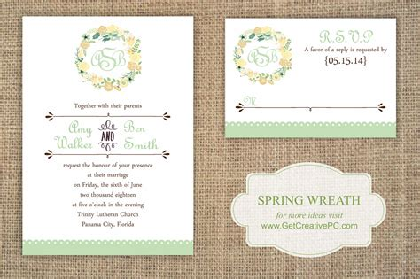 100 print your own invitations at home cards