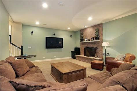 basement colors choosing the right basement paint colors that work for you