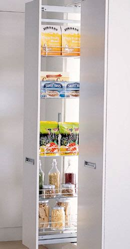 Pull Out Pantry Unit by Soft Pull Out Pantry Unit Gt Tandem Pantry Units Gt Wireware Leksupply Au
