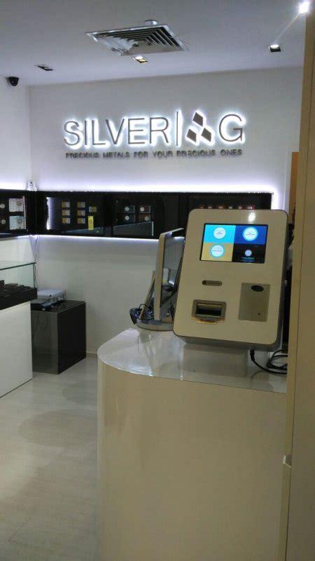 bitcoin singapore bitcoin atm in singapore silver ag b1 33 clarke quay