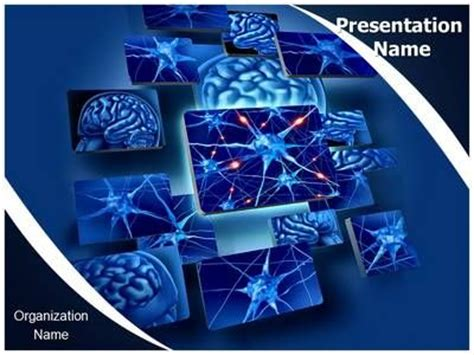 1000 Images About Neurology Powerpoint Ppt Presentation Templates On Pinterest Medicine Free Neurology Powerpoint Templates
