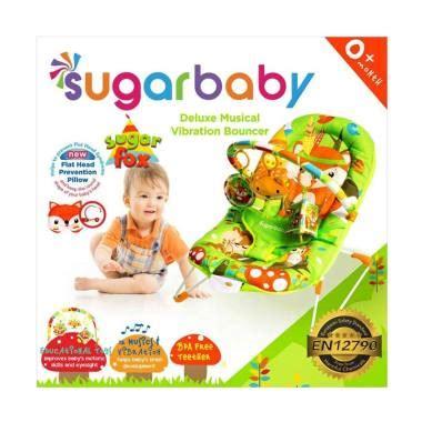 Baby Sugar Premium Healthy Bouncer 3 Recline jual sugar baby 1 recline sugar fox bouncer harga kualitas terjamin blibli