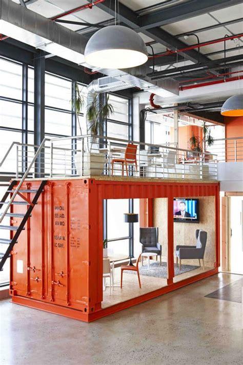 warehouse office space  pinterest warehouse office industrial salon design  industrial