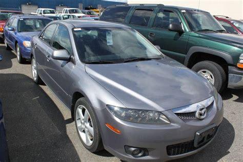 mazda 6 invoice 2006 grey mazda 6 4dr sedan