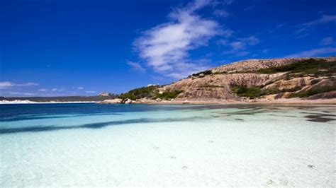 cape le grand national park: lucky bay, thistle cove & co