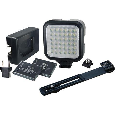 led light kit vidpro led 36 light kit led 36 b h photo