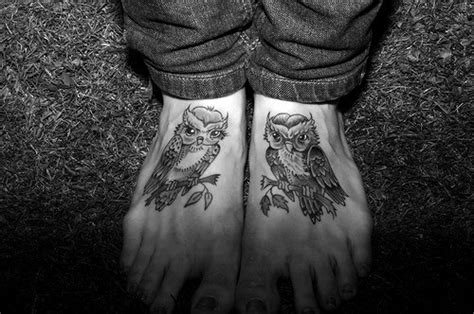 owl tattoo black and white b w black and white owl picture tattoo image