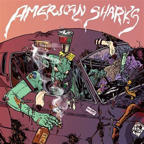 American Sharks | review american sharks includes overdrive video