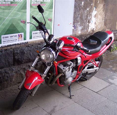 Motorrad Suzuki Wiki by Suzuki Gsf 600 Wikipedia