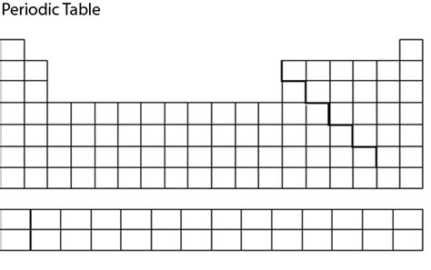Blank Periodic Table Worksheet by Periodic Trends Worksheet Answers Driverlayer Search Engine