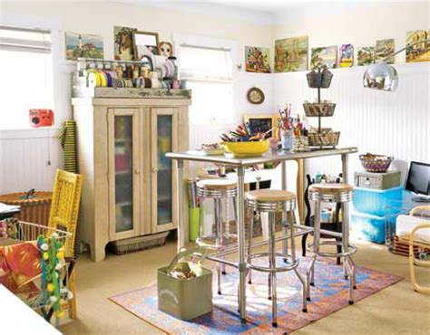 Craft Ideas For Living Room by Craft Room Ideas And Designs Craft Room Decorating Ideas