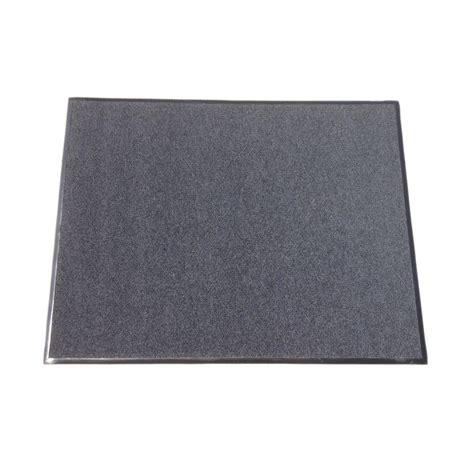Polypropylene Mat by 4urfloor Black 72 In X 94 In Polypropylene All Weather