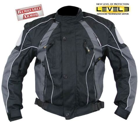 Discount Deals Xelement Mens Black And Grey Armored