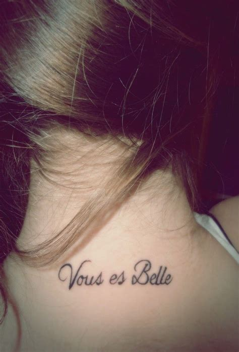 tattoos in french 25 best quotes on