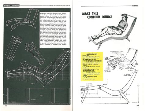 Woodworking Lounge Chair Plans Courses