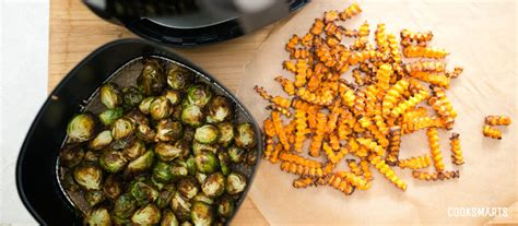 vegetables in air fryer how to fry vegetables in an airfryer cook smarts