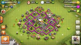 Base clashofclans coc th6 trophy base 40chienmingwang com th6 base th6
