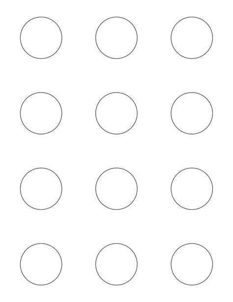 printable macaron templates download free premium