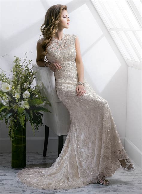 10 Breathtaking Designer Wedding Dresses 2014 ? BestBride101