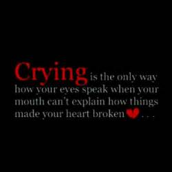 25 best ideas about tears of sadness on im