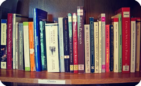 How To Shelf Books by An Experiment In Minimalism Tackling The Bookshelf