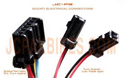 Motorrad Blinker Anschluss by Where To Get Turn Signal Wire Adaptors Ducati Ms