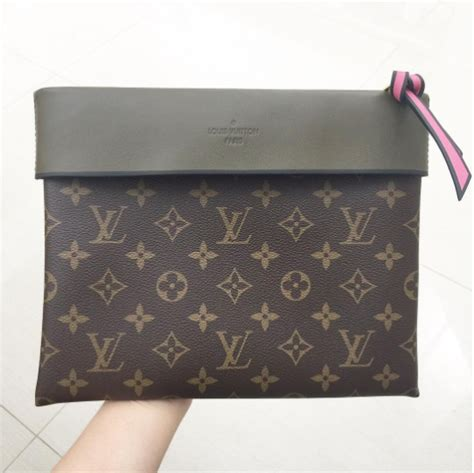 Lv Tuileries Pochette top 10 large designer pouch bags spotted fashion