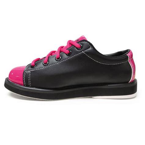 pyramid s rise black pink bowling shoes free
