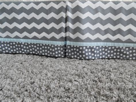 Grey Chevron Crib Skirt by Top Grey Chevron Crib Skirt Prefab Homes Make A Wall