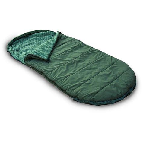 wychwood signature sleeping bag east tackle supplies
