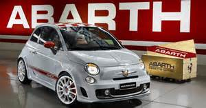 Fiat 500 Gear Fiat 500 Abarth Esseesse Top Gear