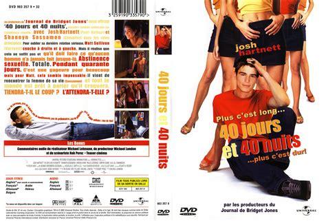 film streaming nouveauté jaquette dvd de 40 jours et 40 nuits cin 233 ma passion