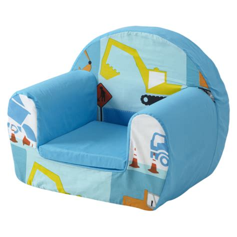 sofa for baby kids children s comfy soft foam chair toddlers armchair