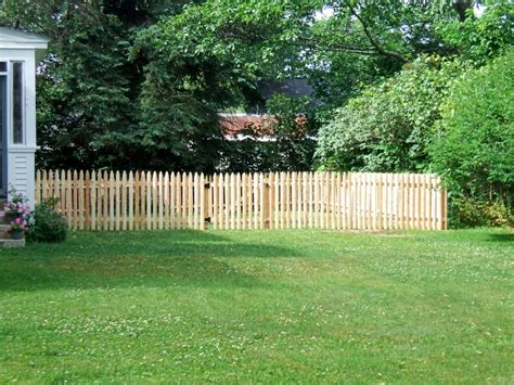 fence backyard picket fences round hill fence