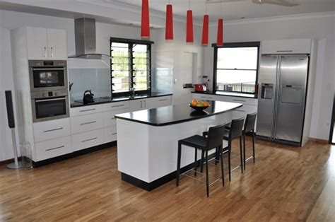 Latest Design Kitchen by Custom Designed Kitchens Darwin Kitchen Concepts