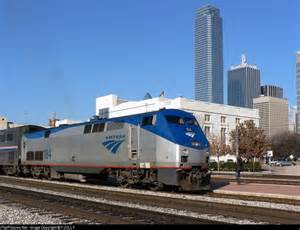 Amtrak Dallas To Locomotive Details
