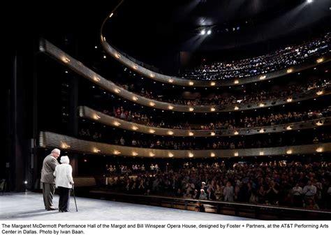 Winspear Opera House by Winspear Opera House Arts Building Dallas E Architect