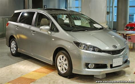 toyota wish review toyota wish 2018 review and rumors cars toyota review