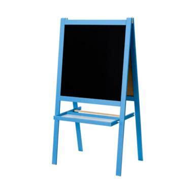 Ikea Leka Karpet Mainan Biru jual ikea mala easel papan tulis anak biru harga kualitas terjamin blibli