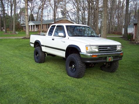 1997 Toyota T100 Specs Dbrooks89 1997 Toyota T100 Specs Photos Modification
