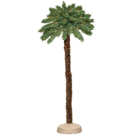 general foam plastics green tropical artificial christmas