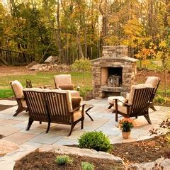 Stand Alone Outdoor Fireplace by 1000 Images About Outdoor Fireplace On