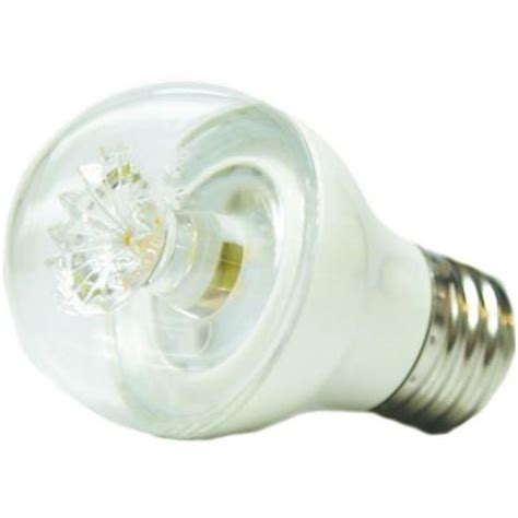 ecosmart 60w equivalent daylight g16 5 dimmable clear led