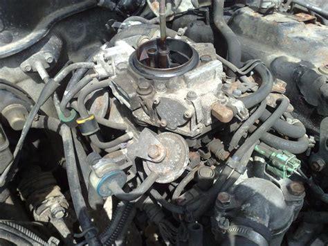 Suzuki Vitara Carburetor Suzuki Vitara Carb Issues Meant To Be Efi