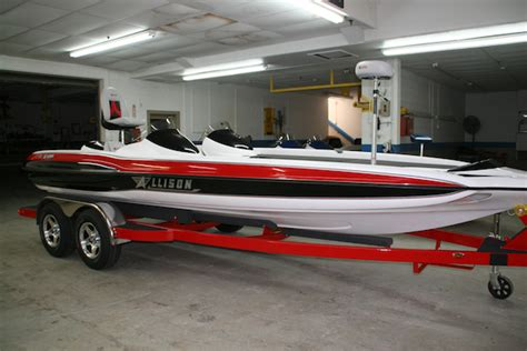 allison bass boats goldbeck partners with allison boats bassmaster